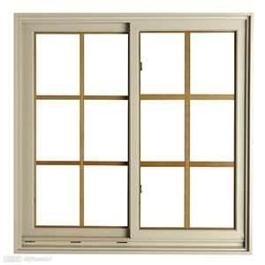 White Color Grill Design Aluminium Sliding Windows pictures & photos