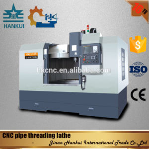 Vmc650L CNC Vertical Machine Center with ISO pictures & photos