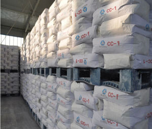 Chemicals Heavy Calcium Carbonate CaCO3 Manufacturer for Plastic