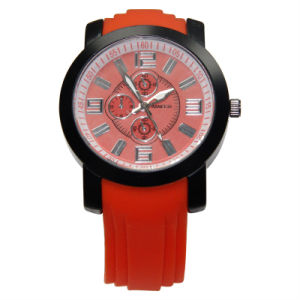 Silicone Wrist Watch Cheap Custom Watch Logo Custom Watch