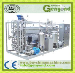 Milk Tublar Htst Sterilization Machine pictures & photos