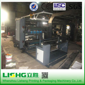 Auto Tension Controller Film Printing Machine with PLC Control pictures & photos
