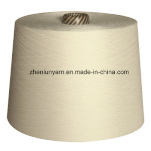 Polyester/Viscose 50/50 Compact Siro Yarn 100ne /1* pictures & photos