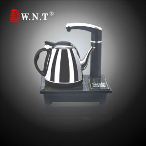 Cordless Stainless Steel Electric Water Kettle (ET608)