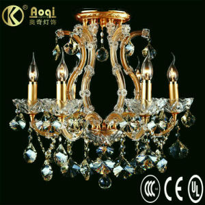 Romantic Crystal Ceiling Lamp (AQ50001-8) pictures & photos