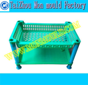 Plastic Bathroom Mould; Bathroom Holder Mould pictures & photos