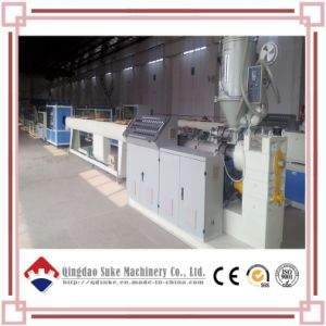 HDPE Pipe Extrusion Making Machine Extruder Line pictures & photos