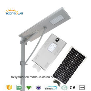 10W Factory Price All in One Solar Garden Light with High Quality pictures & photos