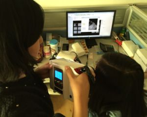 Yes Biotech Digital Dental X-ray Intraoral Sensor From Korea pictures & photos