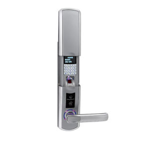 Electric Security Lock with Remote Control