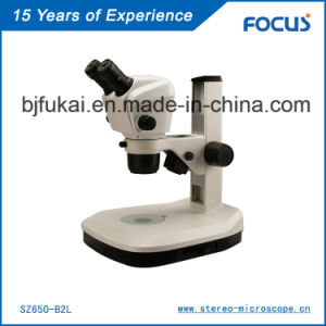 High Quality 0.68X-4.7X Binocular Microscope with Chinese Wholesaler pictures & photos