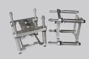 Stainless Steel Support Bracket CNC Machining Non - Standard Part pictures & photos