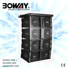 Boway 2215 Outdoor Line Array Loud Speaker pictures & photos
