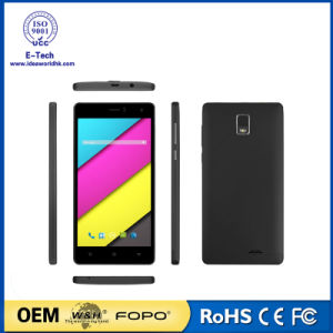 5.5 Inch Mtk6580 Quad-Core 720X1280 IPS Android 5.1 3G Smartphone pictures & photos