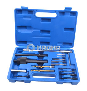 Glow Plug Removal Cleaning Set-Auto Repair Tools (MG50339) pictures & photos