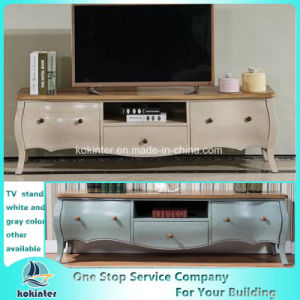 TV Stand TV Bench Living Room Table Storage Cabinet pictures & photos