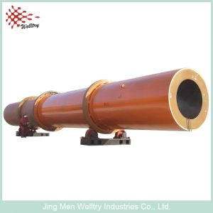 High Heat Transfer Efficiency of Rotary Dryer