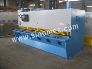 Cutting Machine Guillotine Shear Machine Hydraulic Shear Machine (QC11Y-8X4000) pictures & photos