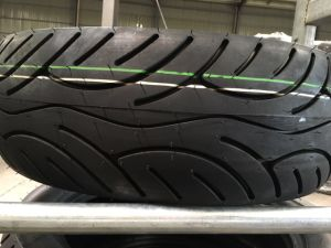 160/60-15 Motorcycles Tubeless Tyre Made in China pictures & photos