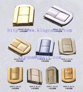 Horns Lock Case Lock Box Lock Box Combination Lock Alloy Lock pictures & photos