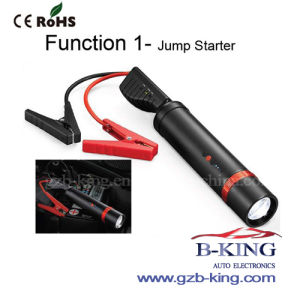 New Portable 6000mAh Car Jump Starter pictures & photos