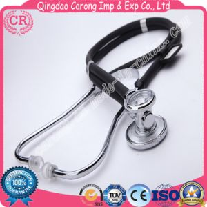 Good Quality Medical Cardiology Stethoscope pictures & photos