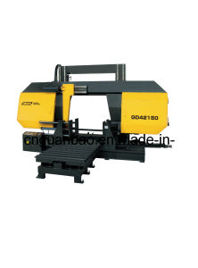 Double Column Band Saw Machine Gd42150 pictures & photos