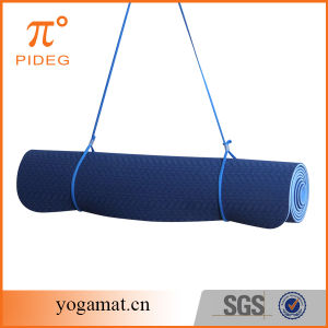 TPE Yoga Mattress Made in China (PD-021) pictures & photos