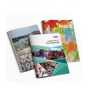 Full Color Busniess Brochure Printing (jhy-848) pictures & photos