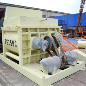 Popular Concrete Machine/ Construction Equipment Js1500 Concrete Mixer pictures & photos