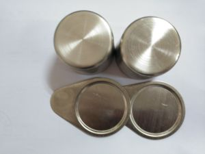 Nickel crucible/Lab ware/Chemical instrument pictures & photos
