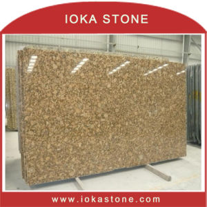 Giallo Fiorito Granite Tile & Slab (CT-103)