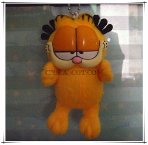 Garfield Cartoon Character Soft Stuffed Toy Pendant Toy Factory Price pictures & photos