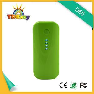 4000mAh Dual USB Output Mobile Charger (D60)