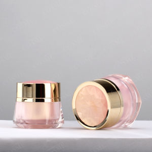 50ml High Quality Acrylic Cosmetic Jar for Packaging pictures & photos