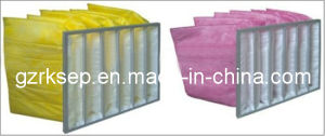 Synthetic Fiber Air Filter Bags Manufactures