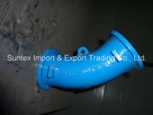 Dci Pipe Fittings, En545 Loosing Flange Elbow pictures & photos