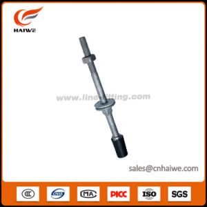 Hot-DIP Galvanized Steel Forged Steel Pins pictures & photos
