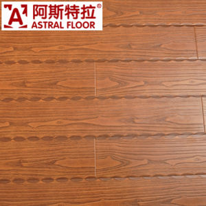 Fashion Design Embossed AC3, AC4 HDF German Technology Laminated Flooring pictures & photos