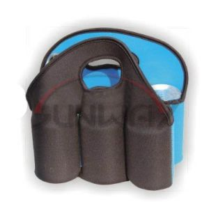 Neoprene 6 Pack Can Cooler Bag, Beer Tote Bag (BC0070) pictures & photos