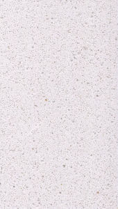 White Solid Surface Engineered Artificial Quartz Stone for Vanity Top pictures & photos