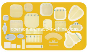 Various Types of Hydrocolloid Wound Plaster with CE Approved pictures & photos