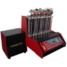 Fuel Injector Cleaner and Tester Machine (AT-8C-W)