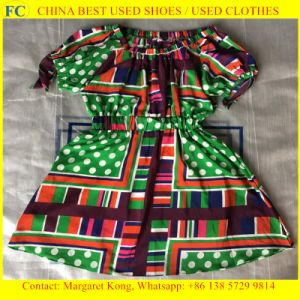 China Used Clothes, Good Quality,