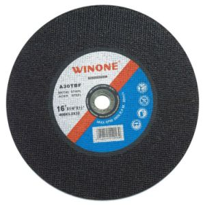 Abrasive Super Thin Stainless Steel Inbox Cutting Disc (T41A) pictures & photos