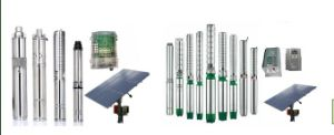 Solar Water Pumps DC Submersible Solar Pump Solar 12V DC Water Pump Solar Irrigation Pump Submersible Solar Pump Agricultural Use pictures & photos