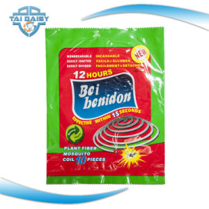 Household Indoor Mosquito Coil Repellents Plant Fiber Anti Mosquito Coil pictures & photos