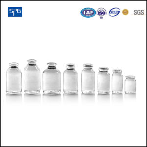 Flint Moulded Injection Vial for Pharmaceutical pictures & photos
