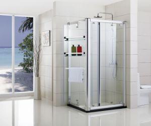 Framed Rectangular Hinge Shower Enclosure (YLZ-003)