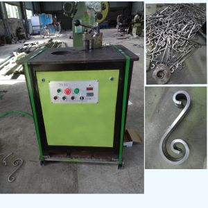 Oy-Wh14 Type Ornamental Wrought Iron Manufacturing Machine for Doors and Fence/ Electric Scroll Bender Machine pictures & photos